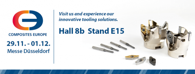 Visit us at Composites Europe