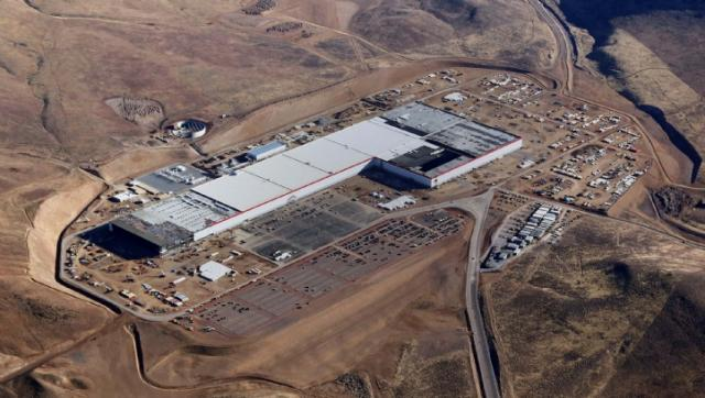Tesla Gigafactory commences battery cell production