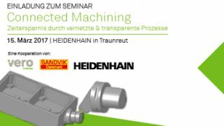 Connected Machining Seminar