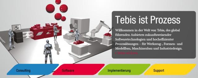 Restyling de la web de Tebis para ofrecer calidad al internauta