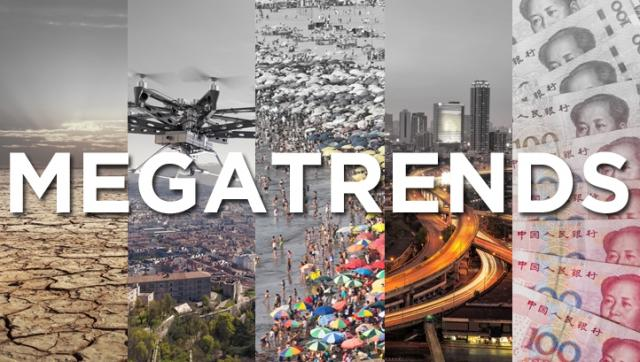 Changing the world: How are these megatrends shaping the future of sustainable business?