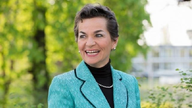 Christiana Figueres: Peak emissions by 2020 'crazy but achievable'