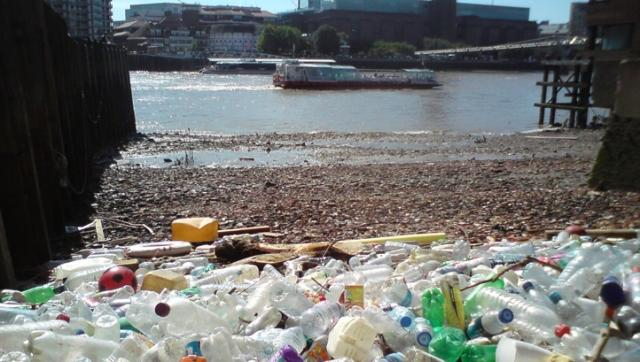 Sadiq Khan urged to explore plastic bottle return scheme