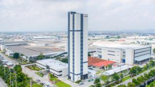 Mitsubishi Electric Completes New Elevator Test Tower at Mitsubishi Elevator Asia
