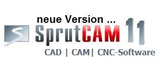 SprutCAM Version 11 verfügbar!