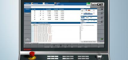 PC-based Control für die CNC-Bearbeitung