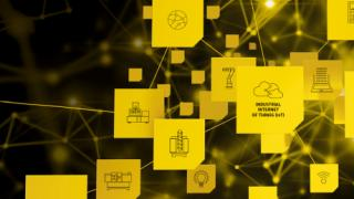The concept of IoT and AI by FANUC
