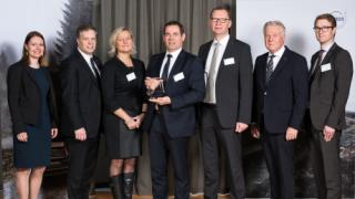 ZEISS Receives Award for Exceptional Service