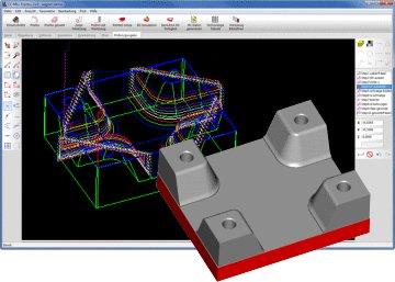 EZ-MILL EXPRESS: Das ideale Produkt für CAD/CAM Einsteiger
