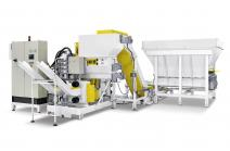 RUF Briquetting Systems for wood, metal and other residues