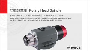 Rotary Head Spindle
