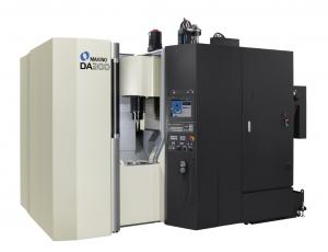 DA300 5-axis vertical machining centre