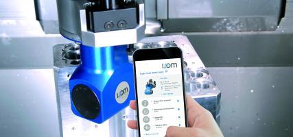 Industrie 4.0 Applikation BENZ i.com