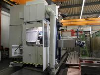 AFS extraction systems for oversize and open machine tools