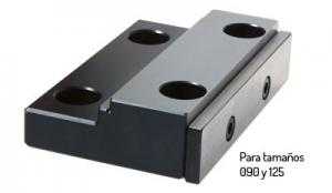 Stepped Jaw Universal clamping Material: Hardened steel