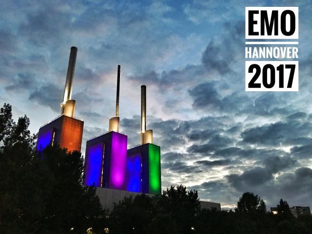 Hanover shines in EMO splendor