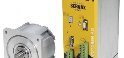 SERVAX Maschinenschutztürsysteme