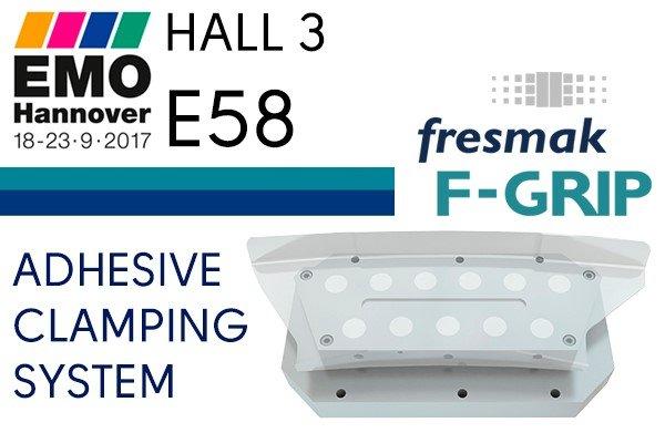 FRESMAK präsentiert zur EMO die letzten Neuigkeiten zum Projekt T-GRIP