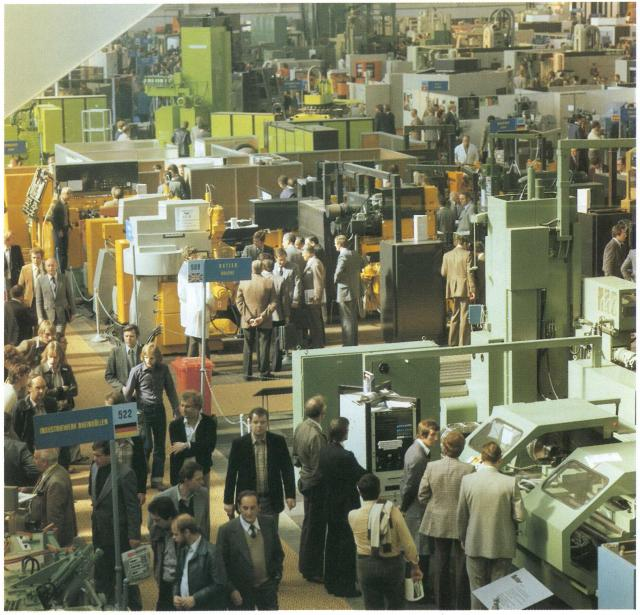EMO Hannover 1977: Was bleibt, ist die Innovation