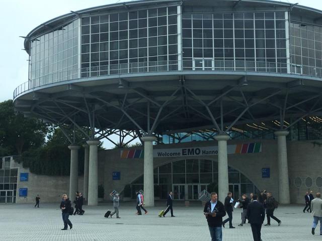 EMO Hannover se celebra en el recinto más grande del mundo