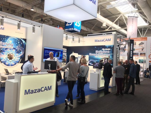 MazaCAM: Rückblick auf die EMO 2017