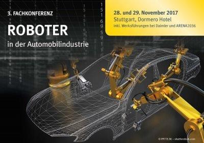Roboter in der Automobilindustrie