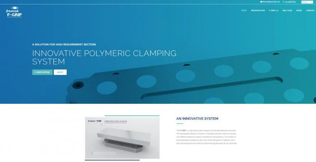 New microsite to present F-GRIP