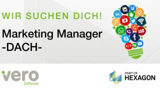 <br />Marketing Manager DACH