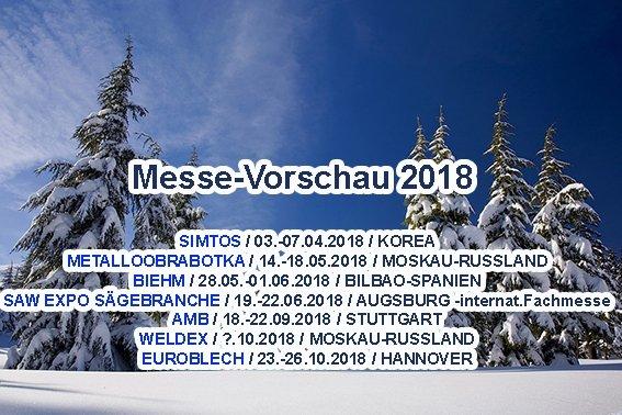 ASSFALG Messe-Vorschau 2018