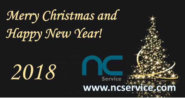 NC Service wishes you a Merry Christmas!