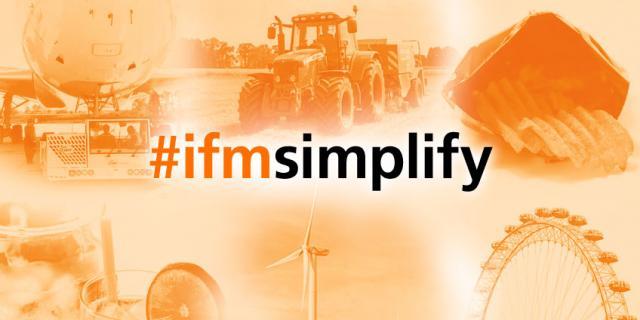 ifm im Alltag #ifmsimplify