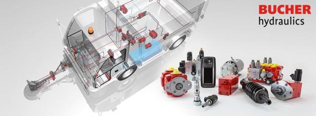New professional member on IndustryArena.com: Bucher Hydraulics