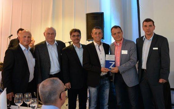 MMC Hitachi Tool erhält ZAHORANSKY Award als bester Lieferant