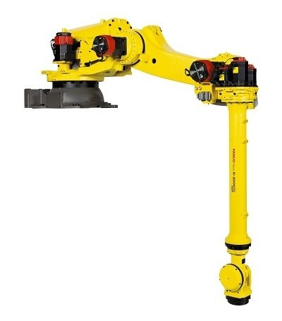 FANUC introduces the new R-2000iC/100P
