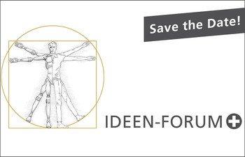 Save the date: KOMET IDEEN-FORUM+ 2018
