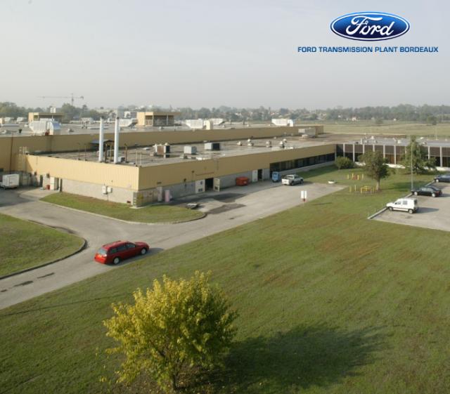 Ford Transmission Plant Bordeaux- Blanquefort