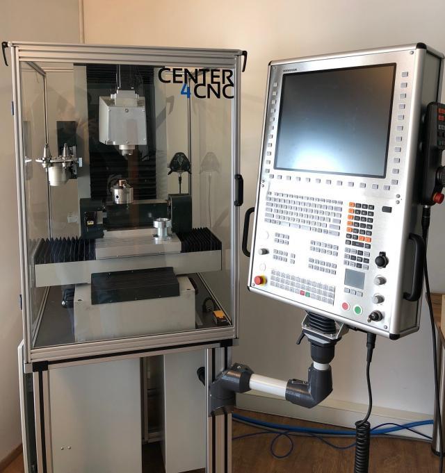 Neue Maschine für Heidenhain Schulungen