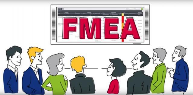The 6 steps of FMEA - VDA/AIAG FMEA Aligment