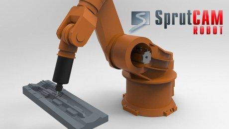 CNC Bearbeitung mit dem Roboter - Webinar am 26.04.2018