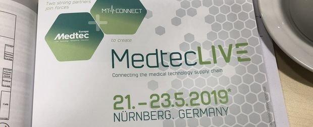 MT-Connect und Medtec Europe künftig unter einer Flagge