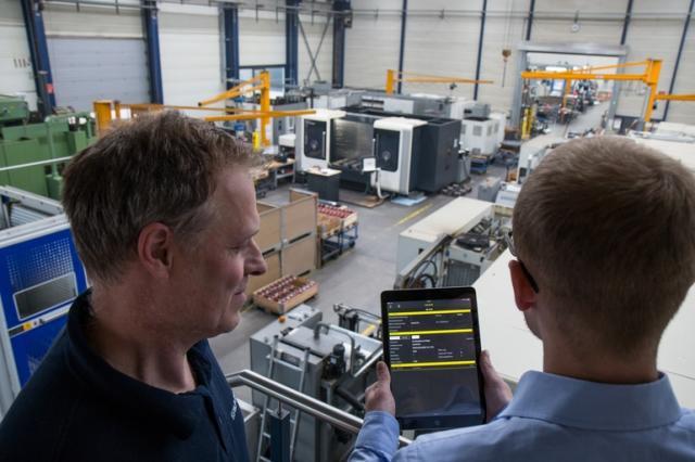 Erfolgreiche Integration eines Toolmanagements bei der H. P. Kaysser GmbH & Co. KG