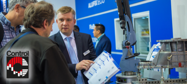 Visit Witte at Control 2018!