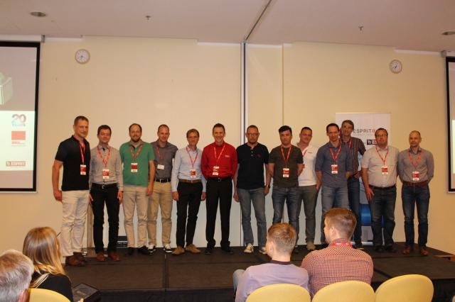 ESPRIT TOP Reseller Award für PIMPEL!