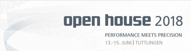 CHIRON OPEN HOUSE 2018 I Performance meets Precision