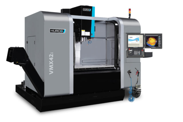 Anniversary offer: VMX42i – 3-Axis-Machining Center