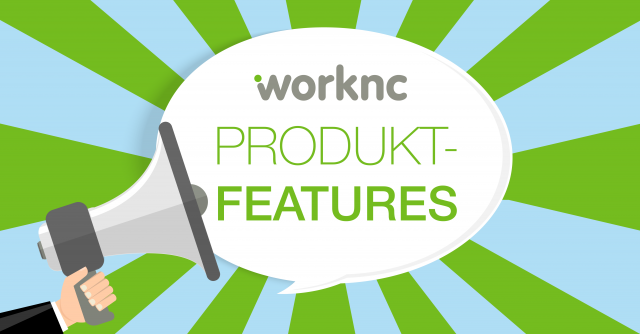 Produktfeatures WorkNC Version 2018R2
