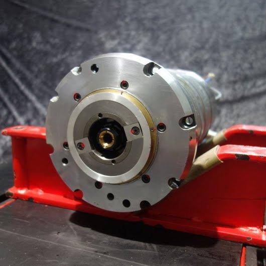 Tauschspindel Gamfior E 13558 MPT 16 K HSK 63 BRETON