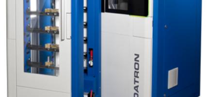 C5: 5-Achs-CNC-Fräsmaschine mit Automation
