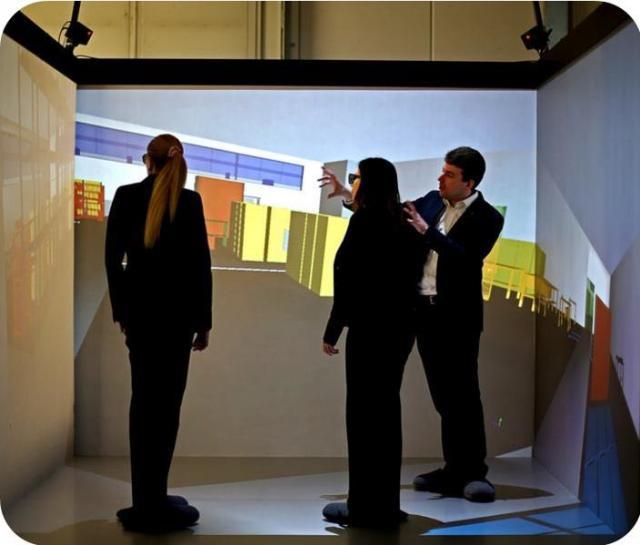 Was gibt's Neues: Virtuelle Lernfabrik