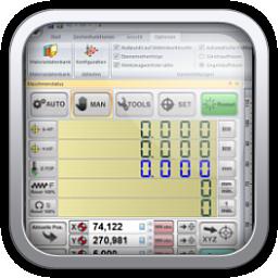 PENTA-NC die ALL IN ONE Maschinensteuersoftware